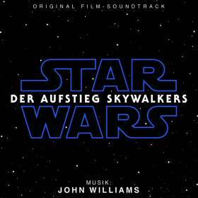 John Williams: Filmmusik: Star Wars: Der Aufstieg Skywalkers, CD