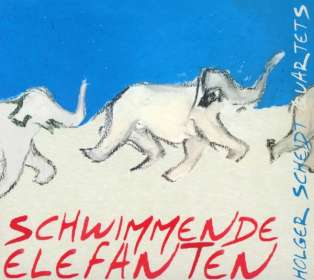 Holger Scheidt (geb. 1979): Schwimmende Elefanten, CD