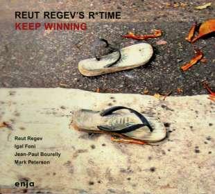 Reut Regev's Rtime: Keep Winning, CD