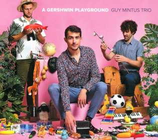 Guy Mintus (geb. 1982): A Gershwin Playground, CD
