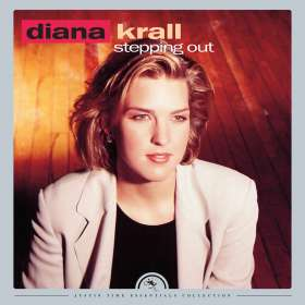 Diana Krall (geb. 1964): Stepping Out (Justin Time Essentials Collection), CD