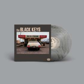 The Black Keys: Delta Kream (Indie Retail Exclusive) (Limited Edition) (Smokey Vinyl), LP