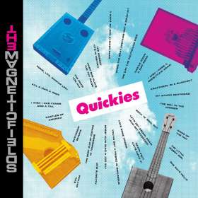 The Magnetic Fields: Quickies, CD