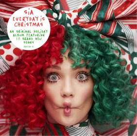 Sia: Everyday Is Christmas, CD