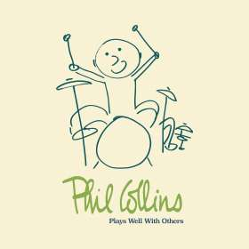 Phil Collins: Plays Well With Others, 4 CDs