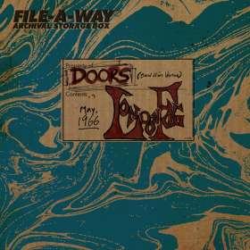 The Doors: London Fog 1966, CD