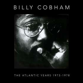 Billy Cobham (geb. 1944): The Atlantic Years 1973 - 1978, 8 CDs
