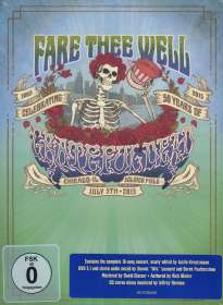 Grateful Dead: Fare Thee Well - July 5th, 2015, 3 CDs