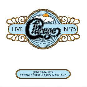 Chicago: Live In '75, 2 CDs