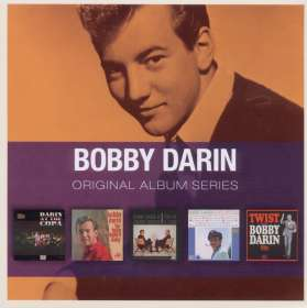 Bobby Darin: Original Album Series Vol. 2, 5 CDs