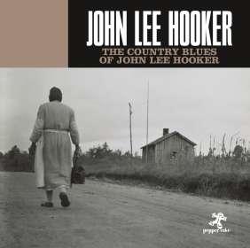 John Lee Hooker: The Country Blues Of John Lee Hooker (Pepper Cake-Edition), CD