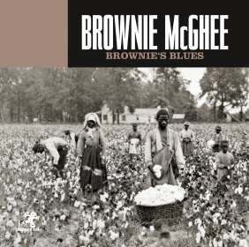 Brownie McGhee: Brownie's Blues, CD