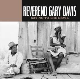 Blind Gary Davis: Say No To The Devil, CD