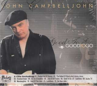 John Campbelljohn: Blues Finest Vol.3, 2 CDs