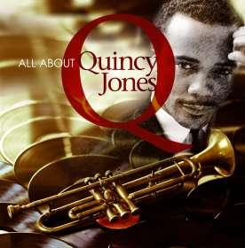 Quincy Jones (geb. 1933): All About Quincy Jones, 2 CDs