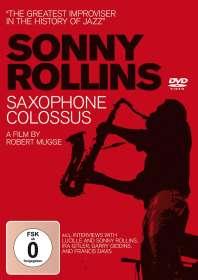 Sonny Rollins (geb. 1930): Saxophone Colossus, DVD