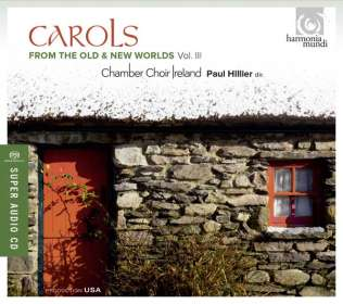Theatre of Voices - Carols from the Old & New Worlds III, SACD