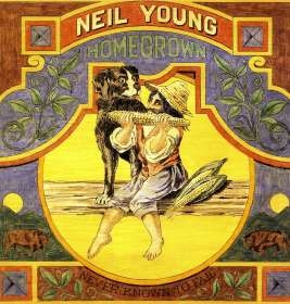 Neil Young: Homegrown, LP
