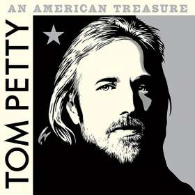 Tom Petty: An American Treasure, 4 CDs
