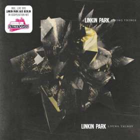 Linkin Park: Living Things (CD + DVD), CD