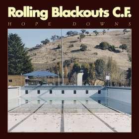 Rolling Blackouts Coastal Fever: Hope Down, CD