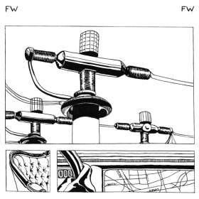 Forth Wanderers: Forth Wanderers, CD