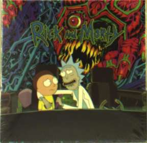 Rick And Morty: Filmmusik: The Rick And Morty Soundtrack, CD