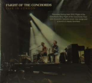 Flight Of The Conchords: Live In London, 2 CDs