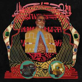 Shabazz Palaces: The Don Of Diamond Dreams, CD