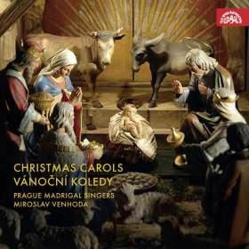 Christmas Carols - Böhmische, mährische, europäische Weihnachtslieder, CD