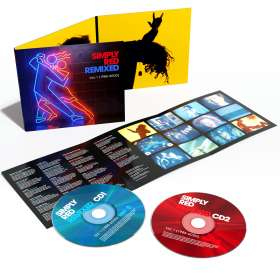 Simply Red: Remixed Vol. 1 (1985-2000), CD