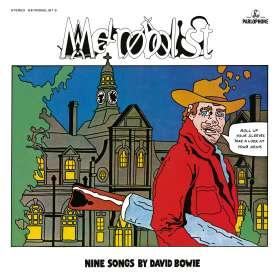 David Bowie: Metrobolist (aka The Man Who Sold The World) 2020 Mix (Limited Numbered Edition) (Colored Vinyl oder Black Vinyl - Auslieferung nach Zufallsprinzip), LP