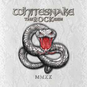 Whitesnake: The Rock Album (2020 Remix), LP