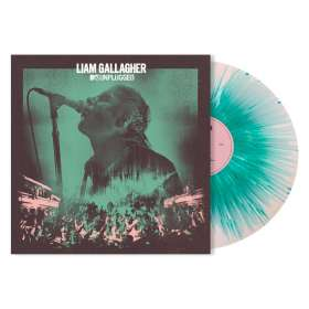 Liam Gallagher: MTV Unplugged (Live At Hull City Hall) (Splattered Vinyl) (Indie Retail Exclusive), LP