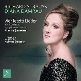 Richard Strauss (1864-1949): Vier letzte Lieder, CD