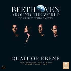 Ludwig van Beethoven (1770-1827): Streichquartette Nr.1-16, CD