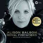 Alison Balsom - Royal Fireworks, CD