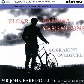 Edward Elgar (1857-1934): Enigma Variations op.36 (180g), LP