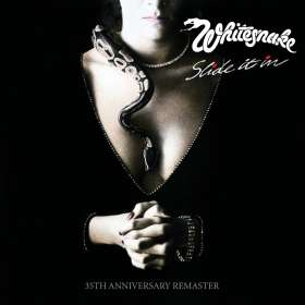 Whitesnake: Slide It In (US Mix) (2019 Remaster), CD