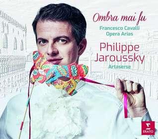 Francesco Cavalli (1602-1676): Arien, Duette & Instrumentalstücke aus Opern - Ombra mai fu, CD