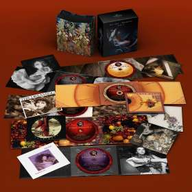 Kate Bush: Remastered Part I, 7 CDs