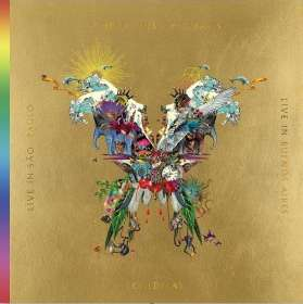 Coldplay: Live In Buenos Aires / Live In São Paulo / A Head Full Of Dreams (Film), 3 LPs