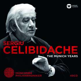 Sergiu Celibidache - The Munich Years, CD