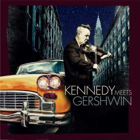 Nigel Kennedy - Kennedy meets Gershwin, CD