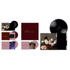 New Order: Power, Corruption & Lies (Definitive Edition) (180g), LP