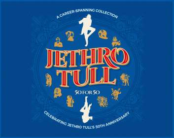 Jethro Tull: 50 For 50, 3 CDs