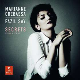 Marianne Crebassa & Fazil Say - Secrets (French Songs), CD