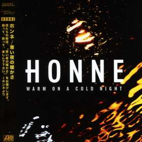 Honne: Warm On A Cold Night, CD