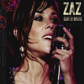Zaz (Isabelle Geffroy): Sur La Route, CD