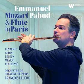 Emmanuel Pahud - Mozart & Flute in Paris, CD